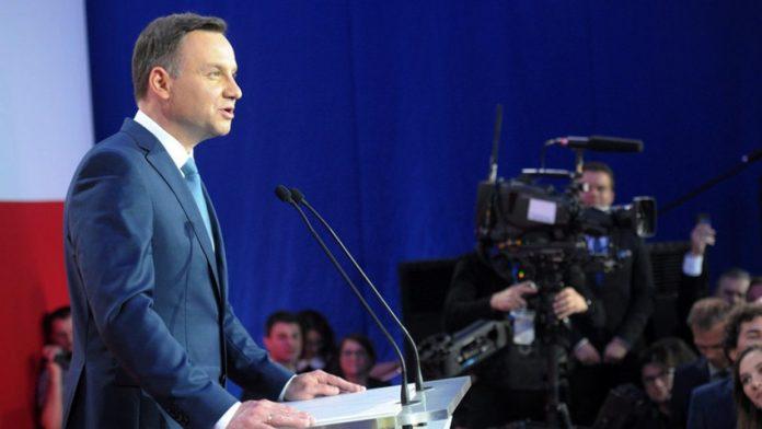 Президент Польши в Давосе призвал Россию оставить Украину