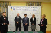 В Посольстве Украины в США отметили 25-летие дипломатических отношений между странами