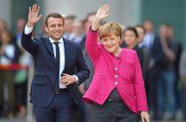 В Гамбурге на полях G20 планируют трехстороннюю встречу с участием Меркель, Макрона и Путина