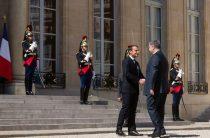 Кремль заблокировал доступ к материалам встречи Порошенко и Макрона  –  Фейгин