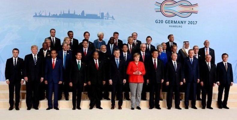 Ядерная программа КНДР, киберугрозы, украинский вопрос: в Германии начался саммит G20