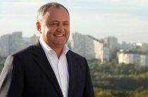 Президент Молдовы был единственным иностранным лидером на параде в Москве