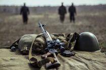 Украинский военный погиб в результате обстрела вблизи Луганского