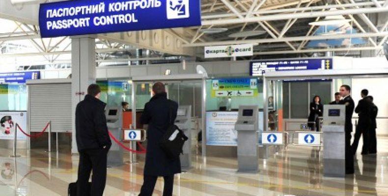 Пограничники не пропустили 8 иностранцев, которые направлялись в Одессу