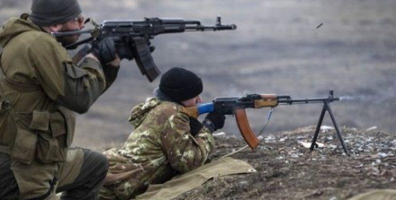 С начала суток боевики обстреляли позиции ВСУ 13 раз
