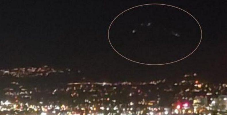 Пользователь Пикабу Diletantik обнаружил место, из которого по ночам вылетают НЛО
