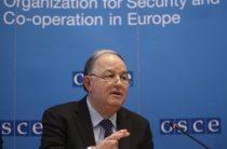 Э. Апакан отчитался в Минске о ходе расследования подрыва авто миссии ОБСЕ
