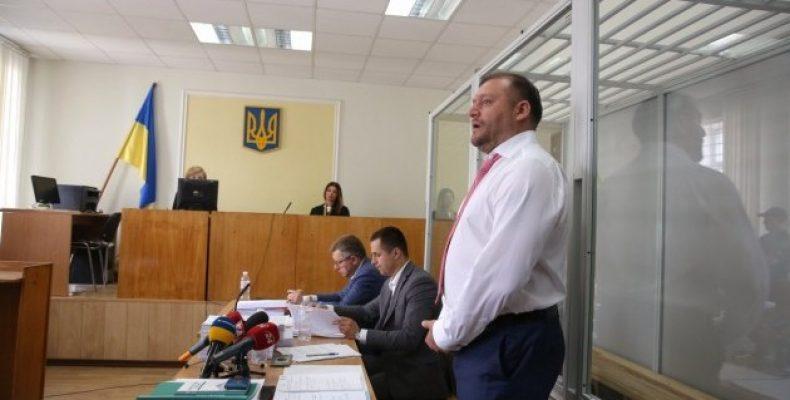 Печерский райсуд Киева избирает меру пресечения Добкину: что просит народный депутат