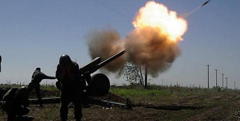 Вблизи Троицкого оккупанты били из минометов, гранатометов и БМП: бойцы открыли огонь в ответ