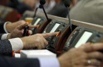 В Раде зарегистрировали законопроект об отмене депутатской неприкосновенности
