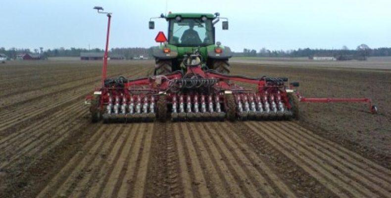 Аграрии завершают сев яровой пшеницы – Минагрополитики