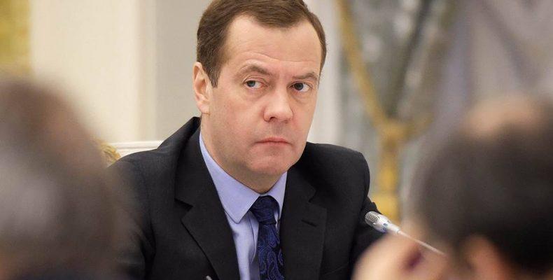 Дмитрий Медведев – Трампа сломали