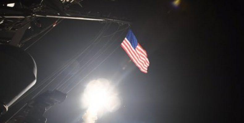Мир отреагировал на ракетный удар США по авиабазе в Сирии
