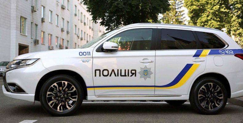 Новые автомобили запорожским полицейским передал министр МВД А. Аваков