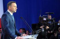 Президент Польши в Давосе призвал Россию оставить Украину в покое