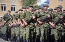 Россия планирует значительно увеличить количество призывников из Крыма