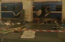 СМИ обнародовали новые фото вероятного смертника из метро Санкт-Петербурга