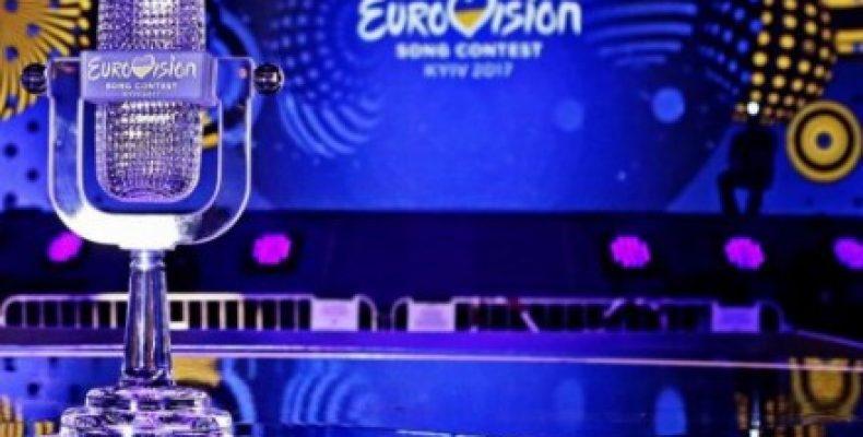 Церемония открытия песенного конкурса «Евровидение» состоится сегодня в Киеве