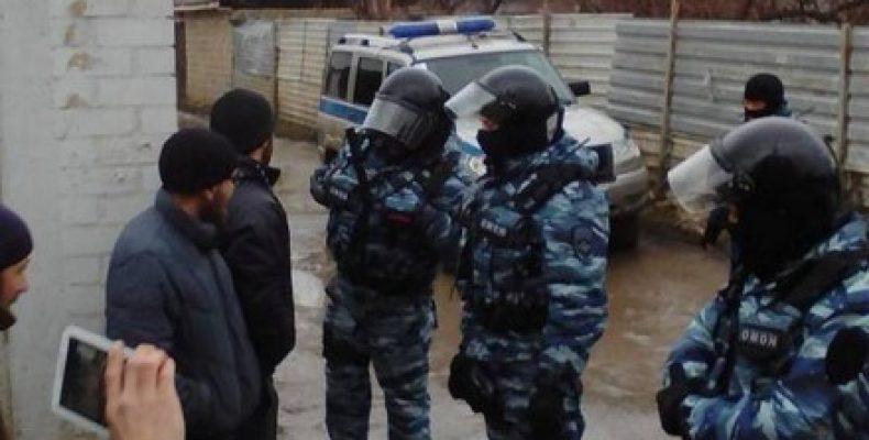 В Бахчисарае оккупационная власть задержала 6 крымских татар