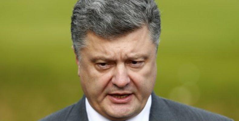 П. Порошенко планирует поднять вопрос продления санкций против РФ на год