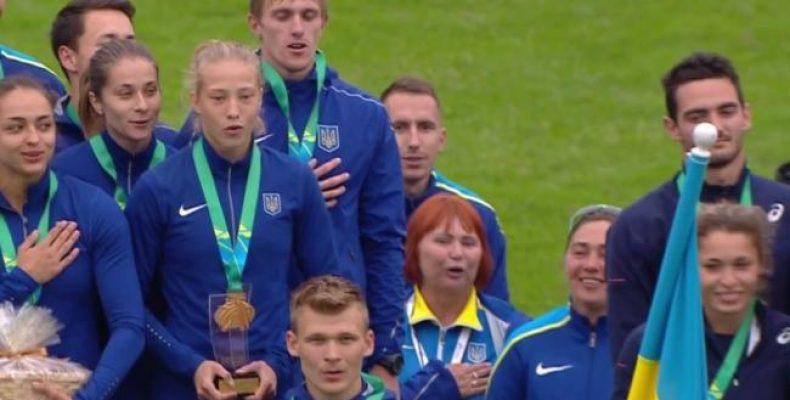 Украинские легкоатлеты победили на чемпионате Европы по многоборью