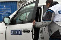 Россия мешает прекращению боевых действий на Донбассе – ОБСЕ